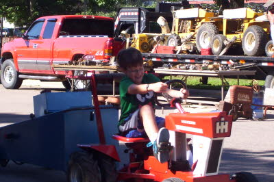 Threshing Show 2012