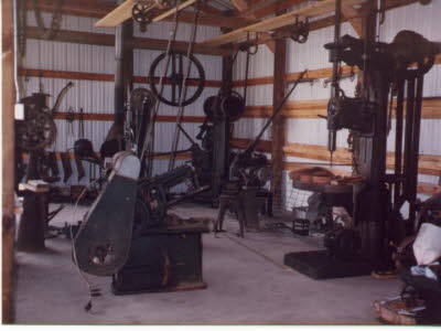 Museum-Blacksmith Shop